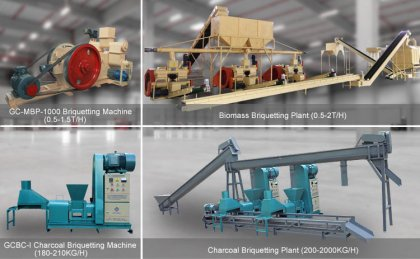 Choosing the Right Briquette Making Machine for Sale