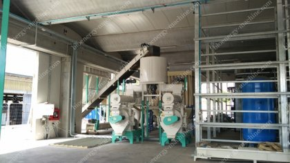 Why Buying A Used Wood Pellet Mill For Sale Is Unreliable?