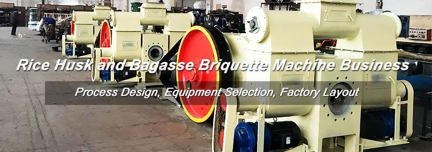 Biomass Briquetting Machine for Sales