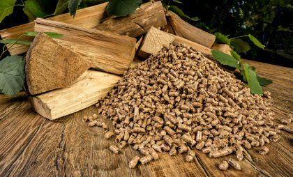 Biomass Pellet Production Potential in South America