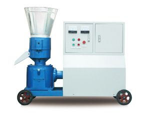 C series small pellet mill