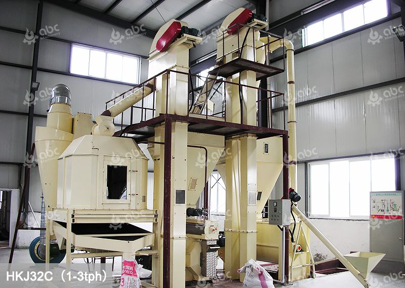 Large Feed Pellet Plant