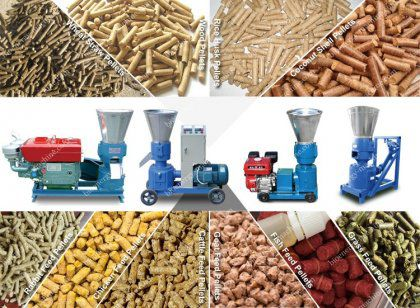 7 Reasons Why A Mini Pellet Mill Is Popular