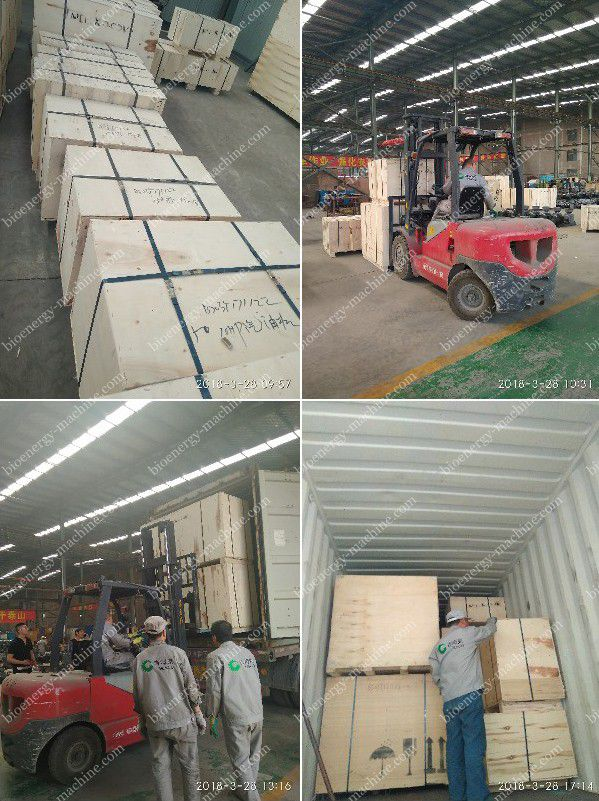 pellet mills shipping to USA